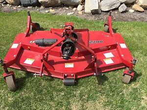 3pt finishing mower