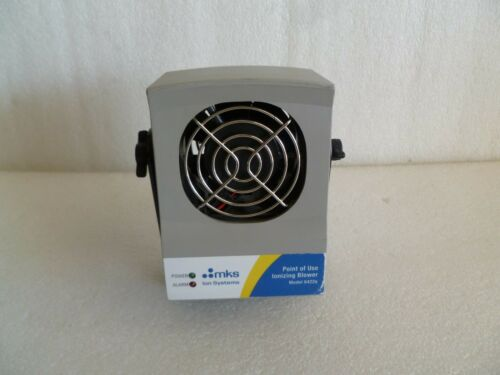 MKS ION SYSTEMS 6422E-AC 24V DC/AC 6W BENCHTOP IONIZER