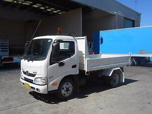 2012 Hino 616 300 Series IFS Tipper Old Guildford Fairfield Area Preview