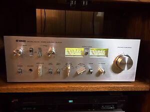 Yamaha CA-610 II Vintage Amplifier  London Ontario image 1