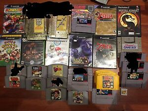 Lots of good games for sale