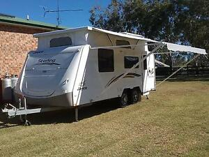 2013 Jayco Pop Top Manilla Tamworth Surrounds Preview