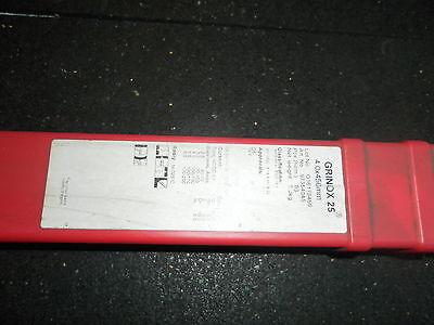 83 Stück VA Elektroden E307-15 Grinox 25 Lincoln 4,0x450mm Schweißelektroden gebraucht kaufen  Groß-Rohrheim
