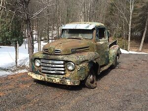 Wanted 1948-1950 FORD PICKUPS