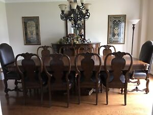 Executive Dinning room set