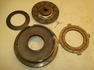 1959 Ford 971 Tractor Sos Select-o-speed Clutch 800 900