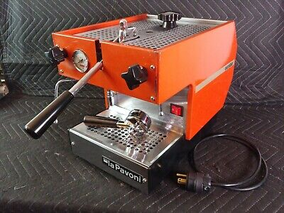 La Pavoni Italy Eurobar Professional Lever Espresso Coffee Machine vintage 80's for sale  Redondo Beach