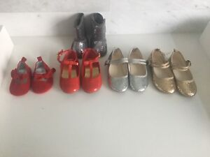 Girls Holiday Shoes