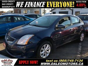 2011 Nissan Sentra 2.0 S| LOW KMS | EXTREME ECONOMY | LOW PAYMEN