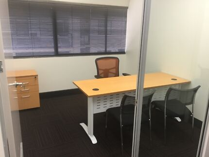 Sublet of 2 offices & meeting room in great West Perth location