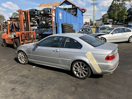 BMW E46 320i automatic 2003 now wrecking Northmead Parramatta Area Preview