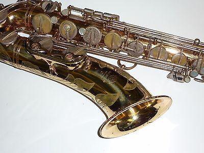 Circa 1966 Selmer Mark VI Tenor saxophone
