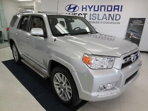 Toyota 4runner Limited 4.0l Awd Cuir/toit/mags  2010