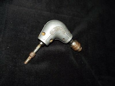 Vintage Blackdecker Right Angle Drill Attachment Ridgid Supreme Chuck