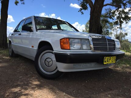 Mercedes Benz 180E 88kms SWAP for 4x4  4wd