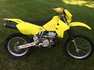 Drz400e 2002, might trade for a 125 2stroke