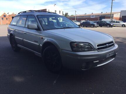 2002 Subaru Outback Luxury (AWD) MY03 2.5L 4 Cylinder - AUTOMATIC