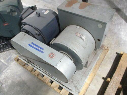 Georator No Brush Generator 37-192 25KVA 40Hz Used