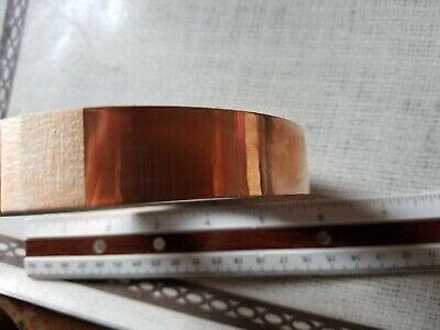 1 X 65 20mm X 20m Copper Foil Emi Shielding Conductive Us Free Shipping