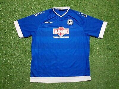 Dsc Arminia Bielefeld Jersey 4XL 2013 2014 saller Football Shirt Jersey Alpecin image