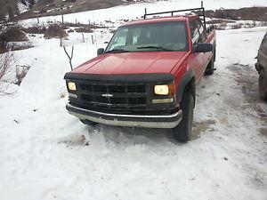 2000 Chevrolet C/K Pickup 3500 Pickup Truck