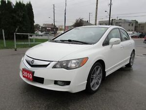 2009 Acura CSX Technology Package AUTO,LEATHER,SUNROOF