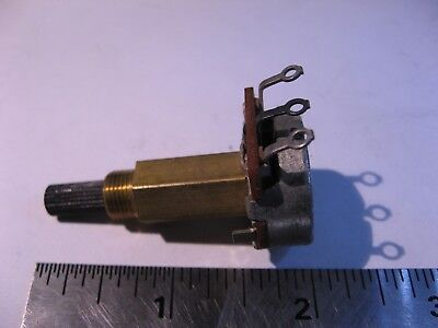 Potentiometer 20K 41-309-46 DJ J6 Plastic Knurl Shaft - NOS Qty 1