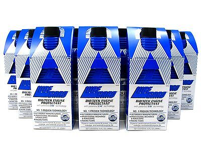 LUBEGARD BIO-TECH ENGINE PROTECTANT MOTOR OIL CHANGE TREATMENT ADDITIVE 12 Pack