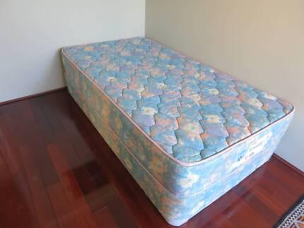 Bed King Single - Mattress plus Base