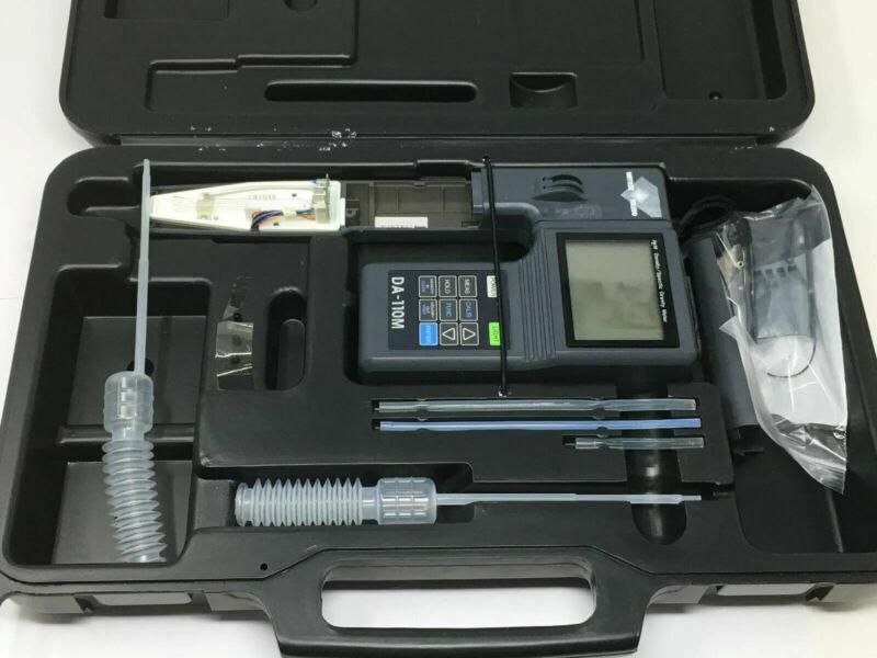 Mettler TOLEDO DA-110M Portable Digital Density Specific Gravity Meter Kyoto