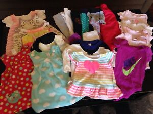 6 - 12 month girl clothes