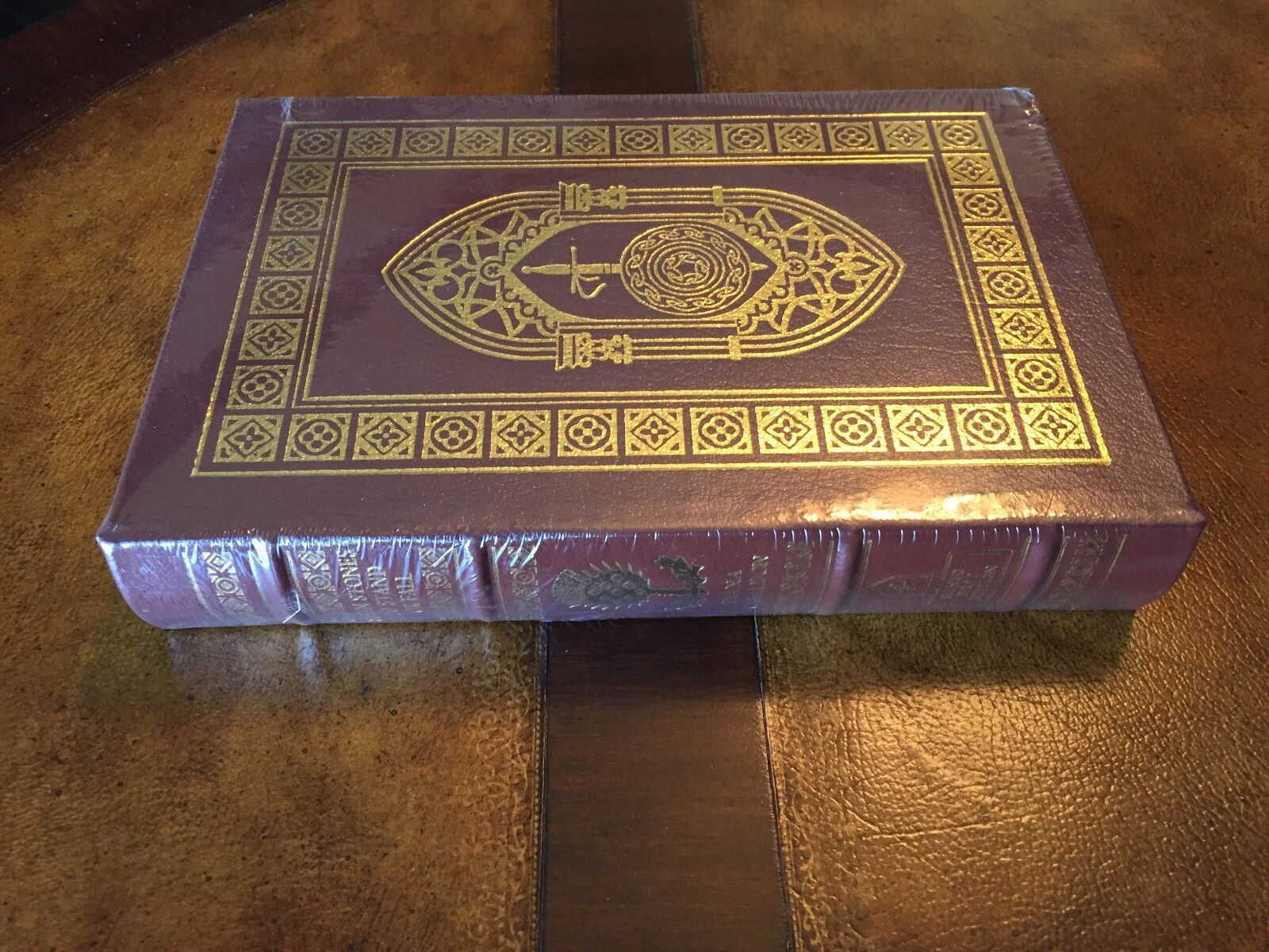 Easton Press SEVEN STONES TO STAND OR FALL Diana Gabaldon FIRST ED SIGNED SEALED