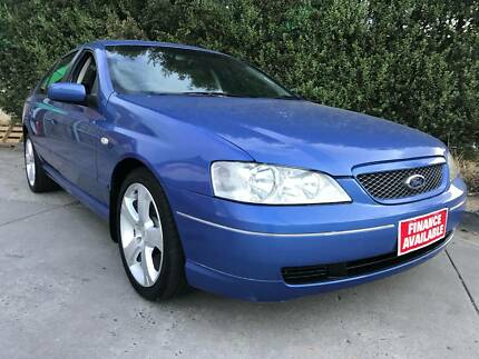 2004 FORD BA FUTURA LPG REG RWC ! Dandenong Greater Dandenong Preview