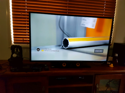 Wanted: Samsung 50 inches full hd led tv with smart blue ray player