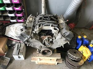 Mustang 4.6L Engine