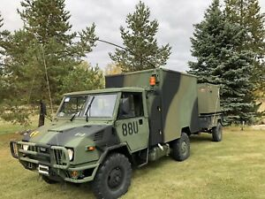 Lsvw / Mobil site office /army truck /military truck