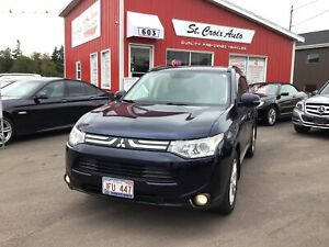 2014 Mitsubishi Outlander GT,AWD,Camera,Heated seat,7Passenger