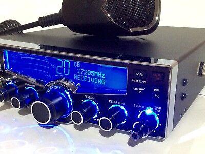 29 lx cb radio blue nitro performance
