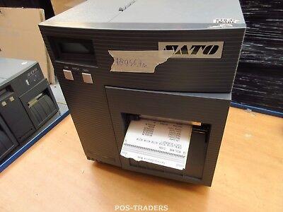 """SATO CL408E Parallel Thermo Label Drucker REWINDER 203dpi 4.1"""" 104mm - 18956.7 M"""