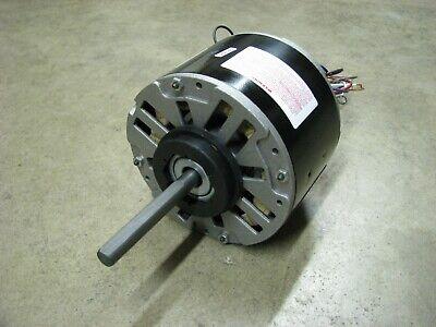 Aosmith F48z79a01 Electric Motor 16 Hp 1050 Rpm 115208-230 Volt Ac 1-phase
