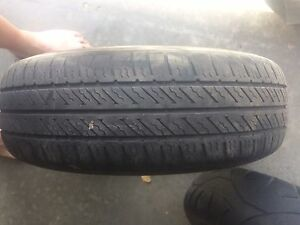 175 65r 14 tire on rims for sale
