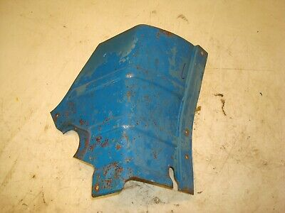 1971 Ford 3400 Tractor Left Lower Dash Panel Steering Cover Shield 3000