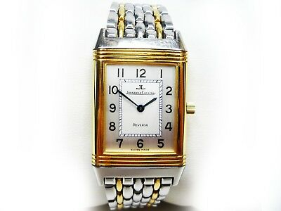 Used, Jaeger-LeCoultre 250.5.86 Classic 18K Gold SS Mechanical Bracelet Wristwatch for sale  Shipping to Canada