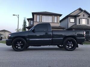 2004 GMC 1500 600HP 4X4 HIGH PERFORMANCE REG CAB SHORT BOX