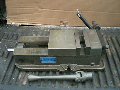 Kurt 6 D675 Milling Machine Vise With Handle And Work Stop