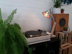 Turntable Plinth - Built to order - Garrard - Goldring Lenco etc.