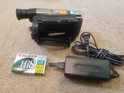 Sony CCD-TRV85 TRV85 Camcorder HI8 8mm Video8 VCR Video Transfer