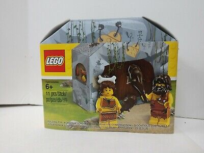 LEGO 5004936 Iconic Cave with Caveman & Cavewoman SEALED