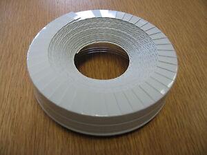 Lamellenabschlußband lamellenband 20mm F. pvc isolation