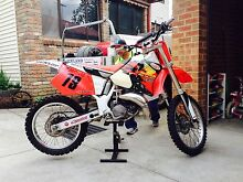 Honda cr 125 Upwey Yarra Ranges Preview